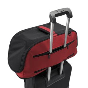 Easily Slides Onto Your Roller Bag's Handle