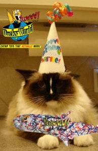 Charlie Birthday Giveaway