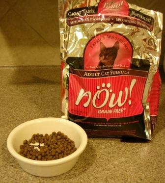 Now Grain Free Adult Cat Formula 270x300 Now Grain Free Adult Cat Food ...