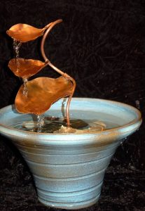 Cat Fountain or Tabletop Fountain SeaFlower