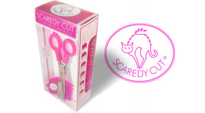ScaredyCut 02 300x166 Scaredy Cut Pet Grooming Kit and Tiny Trim   Floppycats.com Review