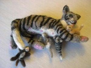Tabitha & Kittens