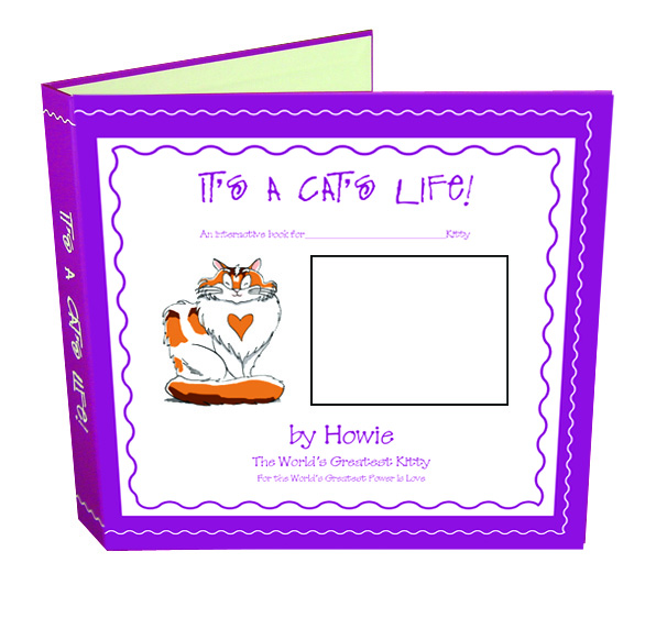 Howie & Friends It's A Cat's Life Free Shipping Coupon Code