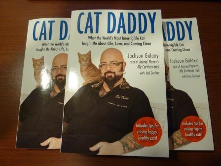 Jackson Galaxy's Book - Cat Daddy