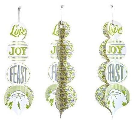 Fancy Feast Ornament 2013 Bonus Giveaway on Floppycats