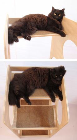 Sturdy Cat Tree Tower by ContempoCat 2 Sturdy Cat Tree Tower by ContempoCat