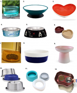Cat Bowls Reviewed by Floppycats