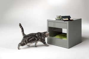Cat Bed Side Table The Bloq by Binq Design 4
