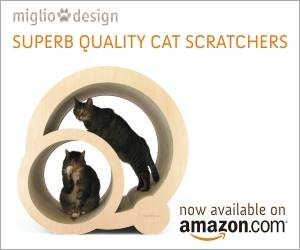 Miglio Design Cardboard Cat Scratchers