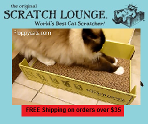 Buy The Original Scratch Lounge - Worlds Best Cat Scratcher