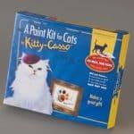 BONUS Giveaway!  Win a Kitty-Casso™ Art Kit!