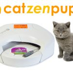 Catzenpup Automatic Wet Food Feeder Kickstarter Campaign