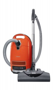 Miele S8380 Cat and Dog Canister Vacuum