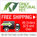 Only Natural Pet Free Shipping 79 or more