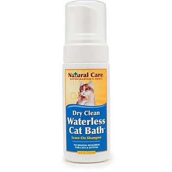 Veterinarian S Best Dry Clean Waterless Cat Bath Shampoo