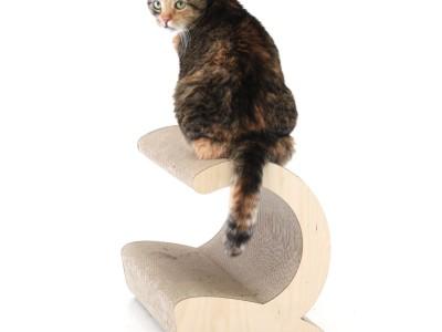 Miglio Design Cardboard Cat Scratchers