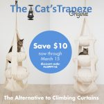 Cat's Trapeze Coupon Code Pre-Sale Special!