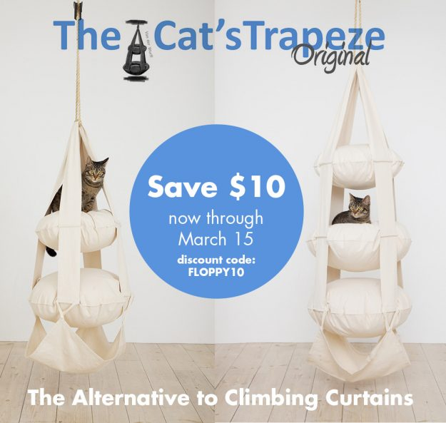 Cats Trapeze Coupon Code Pre-Sale Special