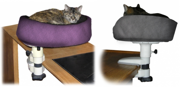 Desk Cat Bed