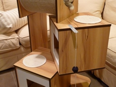 Hagen Vesper V-Tower Modern Cat Tree Furniture Product Review