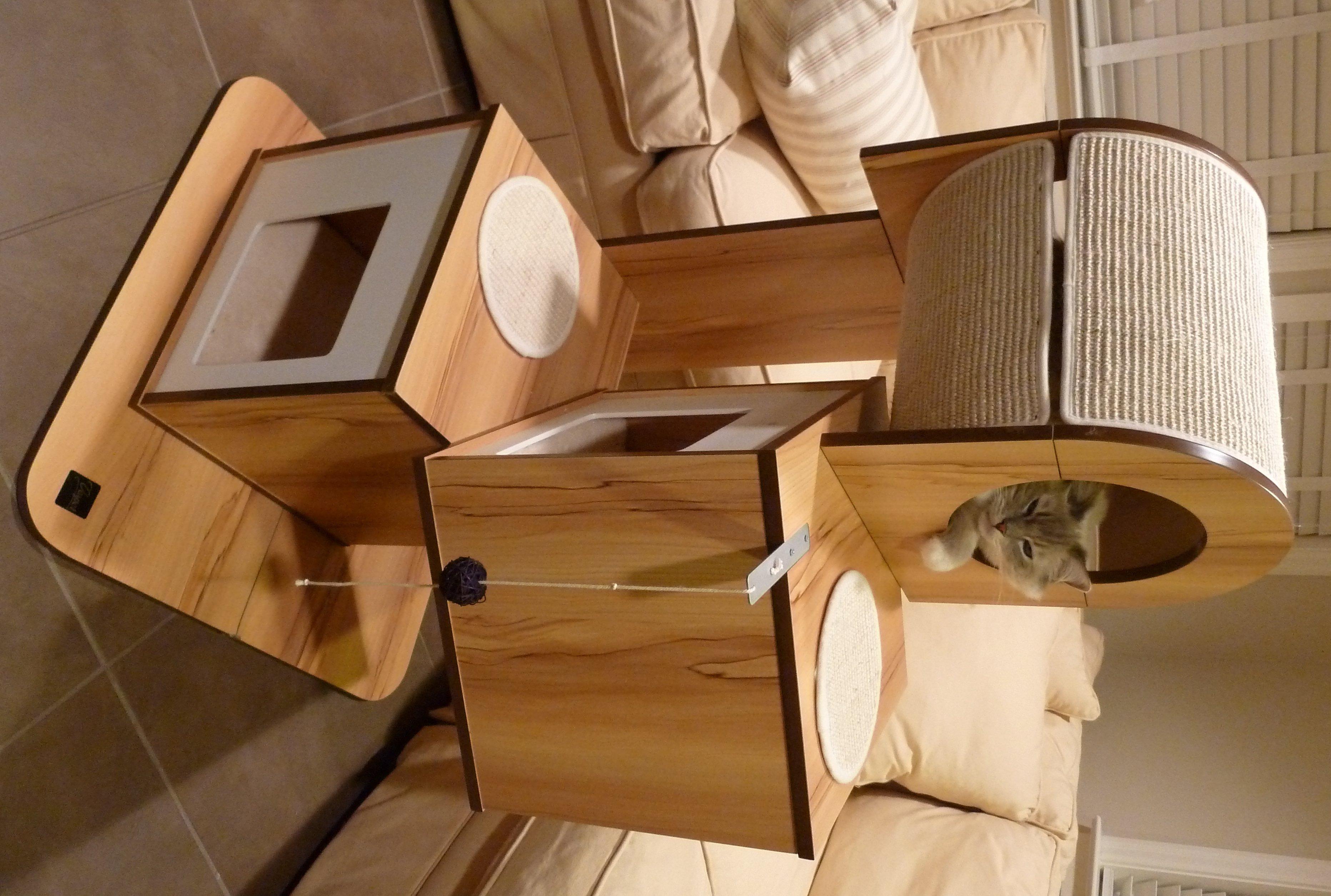 Hagen Vesper V-Tower Modern Cat Tree Furniture Product Review