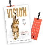 Bonus July Giveaway! (1) Signed Copy of VISION: Creative Cues From the Cat