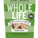Whole Life Pet Treats Comes Out with Duck Breast Freeze Dried Treats