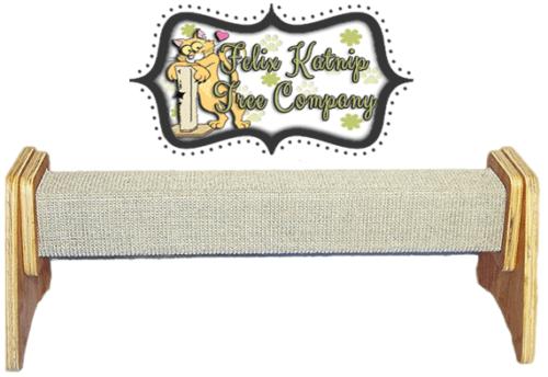 Felix Katnip Tree Company Scratching Beam Product Review