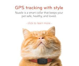 Nuzzle - Smart GPS Collar