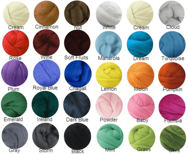 Chunky Knit Cat Bed Jennys KnitCo on Etsy Colors