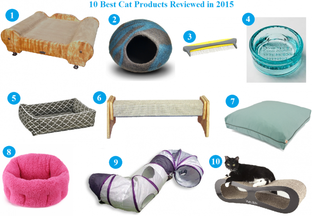 10 Best Cat Products Reviewed in 2015