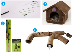 Great Cat Products Made by Neko Chan