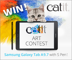 Catit International Art Contest 2015-2016