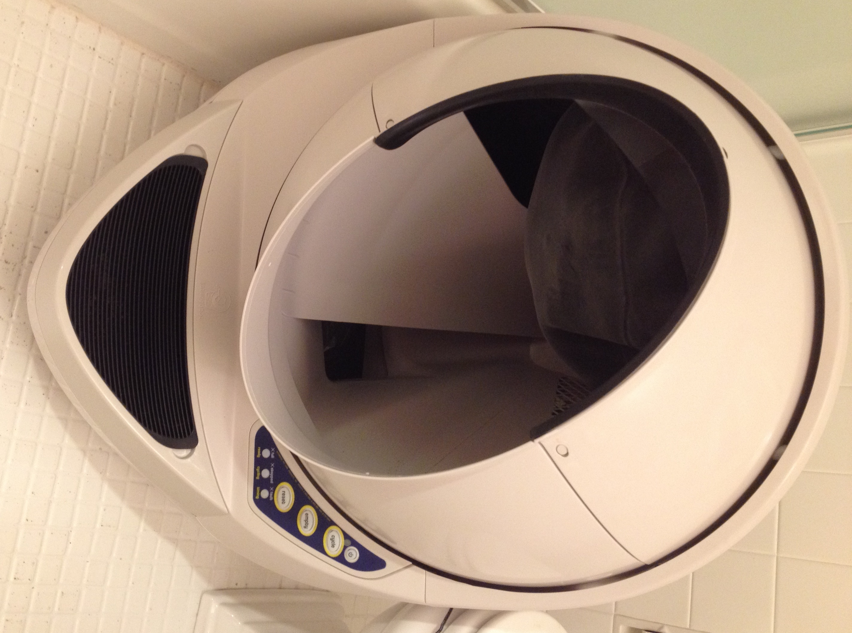Review Litter Robot Iii Open Air Automatic Litter Box