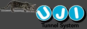 Cat Play Tunnel System - UJI Neko Pawdz Cat Tunnel System