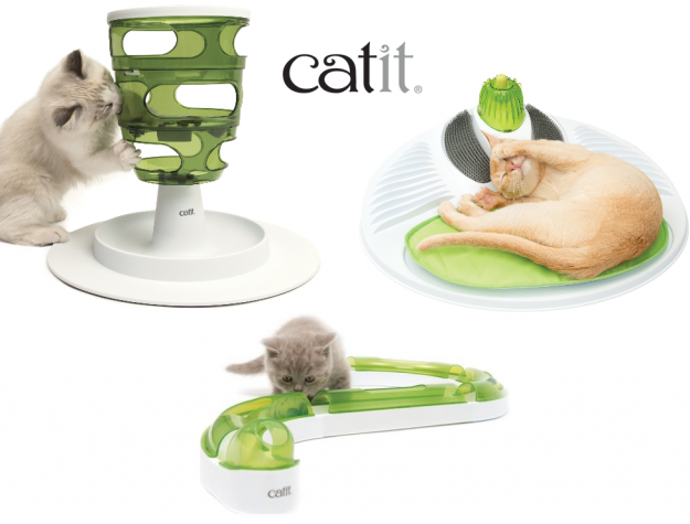 Bonus May 2016 Giveaway Catit Senses 2.0 Wellness Items