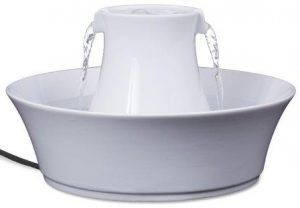PetSafe Drinkwell Ceramic Avalon Fountain for Pets