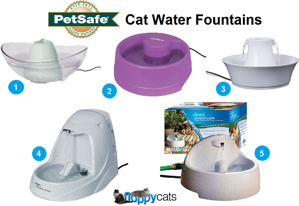 Petsafe Cat Water Fountains
