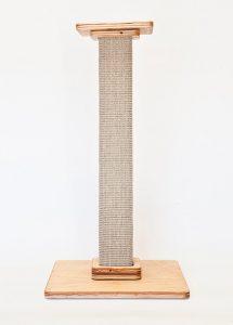 Tall Cat Scratching Post by Felix Katnip Tree Company