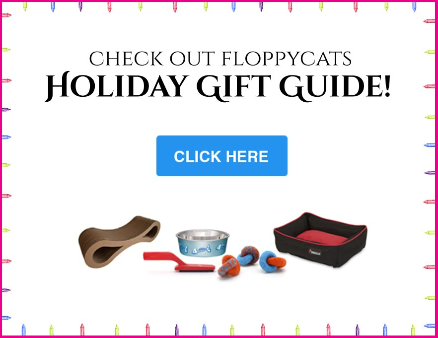 Floppycats Holiday Gift Guide