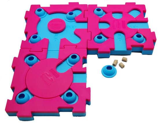 Nina Ottosson Cat Puzzle Toys 3 CAT MIXMAX PUZZLE A B C