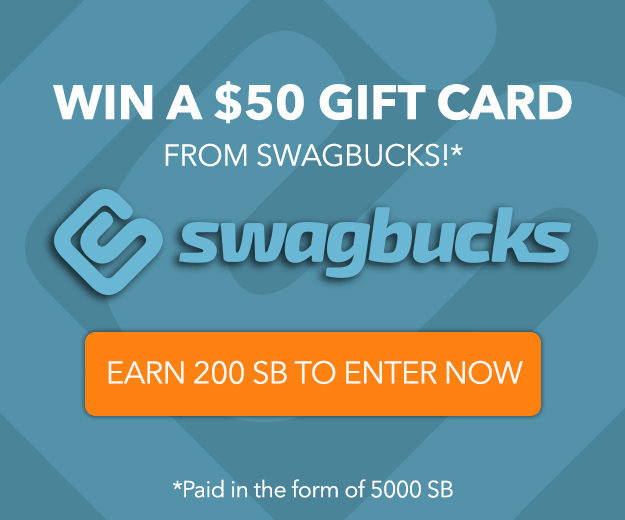 Swagbucks $50 Gift Card