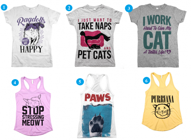 Animal Hearted - An Apparel Company for Cat Lovers