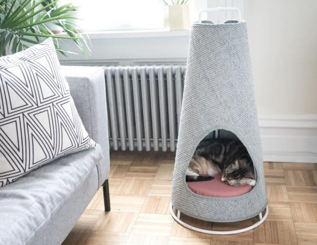 WISKI Modern Cat Furniture Scratcher