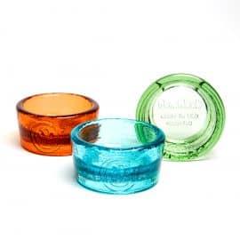 PawNosh Glass Pet Bowls