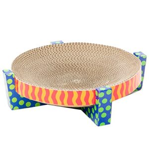 Petstages Easy Life Cat Scratcher and Hammock Cat Scratcher Scratch