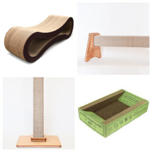 Cat Scratchers and Posts