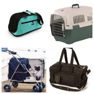 Cat Carriers and Strollers