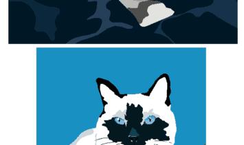 Popdesignit Ragdoll Cat Prints November 2017 Giveaway