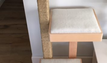 How a Reader Built a Cat Power Tower from Scratch free cat tree plans image4